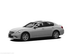 2011 INFINITI G37 Sedan x Sedan