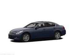 2011 INFINITI G37 4dr x AWD Car