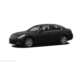 2011 INFINITI G37 X Sedan
