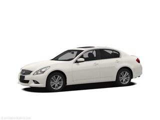 2011 INFINITI G37x Base Sedan