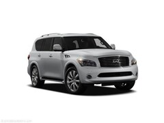 2011 INFINITI QX56 4WD  7-Passenger SUV