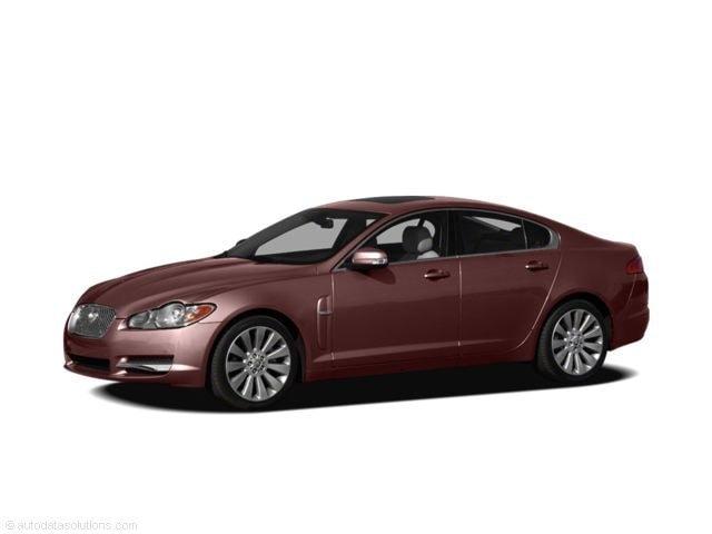 2011 Jaguar XF Supercharged Sedan