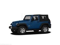 Used 2011 Jeep Wrangler 4WD SUV 1J4AA2D17BL570296 JP5133 for sale in Philadelphia