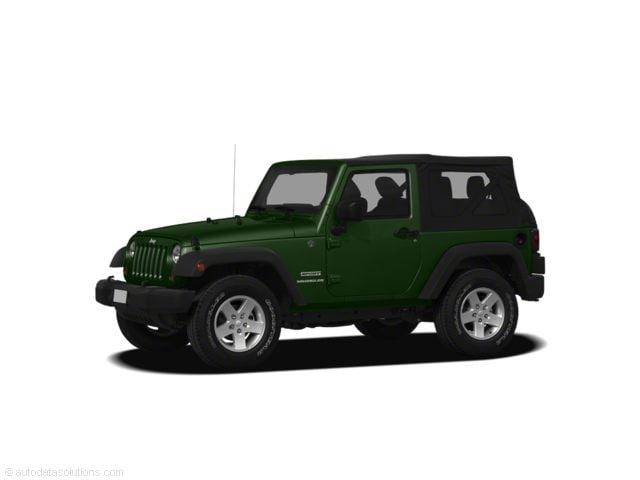 2011 Jeep Wrangler 4WD 2dr Sport Sport Utility