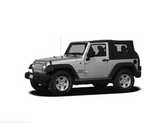 Used 2011 Jeep Wrangler Sport SUV for Sale in West Palm Beach, FL