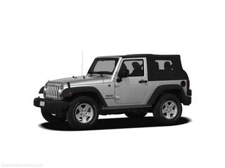 Used 2011 Jeep Wrangler Sport SUV Tucson