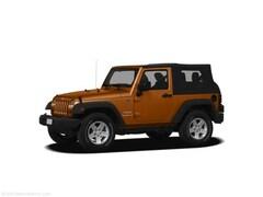 2011 Jeep Wrangler Sport 4WD  Sport