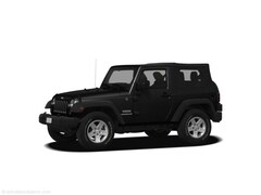 Used 2011 Jeep Wrangler Sport SUV for sale in New Braunfels, TX at Bluebonnet Jeep