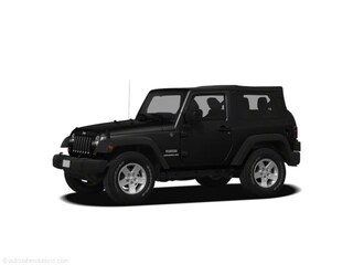 used 2011 Jeep Wrangler Sport SUV for sale cary nc
