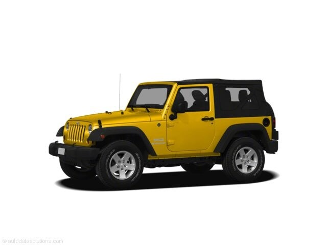 2011 Jeep Wrangler Sport SUV Houston