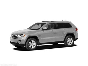 2011 Jeep Grand Cherokee 4WD  Limited