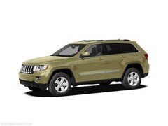 Used 2011 Jeep Grand Cherokee Overland SUV in Fitzgerald, GA