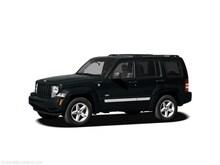 2011 Jeep Liberty Sport Jet SUV