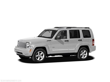 2011 Jeep Liberty 4WD  Limited Jet