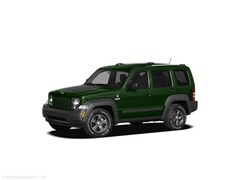 2011 Jeep Liberty Renegade SUV