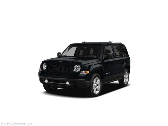 2011 Jeep Patriot SUV