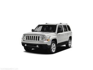 2011 Jeep Patriot Sport 4WD  Sport