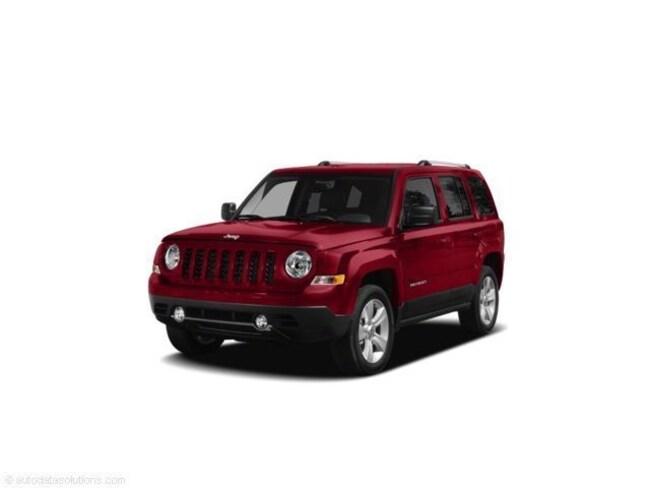 2011 Jeep Patriot Latitude X SUV