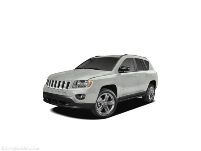 2011 Jeep Compass 4WD 4dr Sport Utility