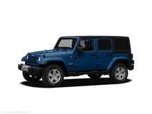 2011 Jeep Wrangler Unlimited SUV