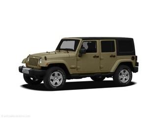2011 Jeep Wrangler Unlimi Sport SUV