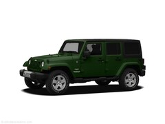 Used 2011 Jeep Wrangler Unlimited Sport SUV for sale near Columbia, SC