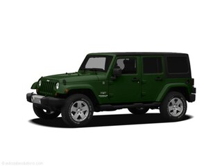 2011 Jeep Wrangler Unlimited Sport 4WD H/Top Manual 4WD  Sport