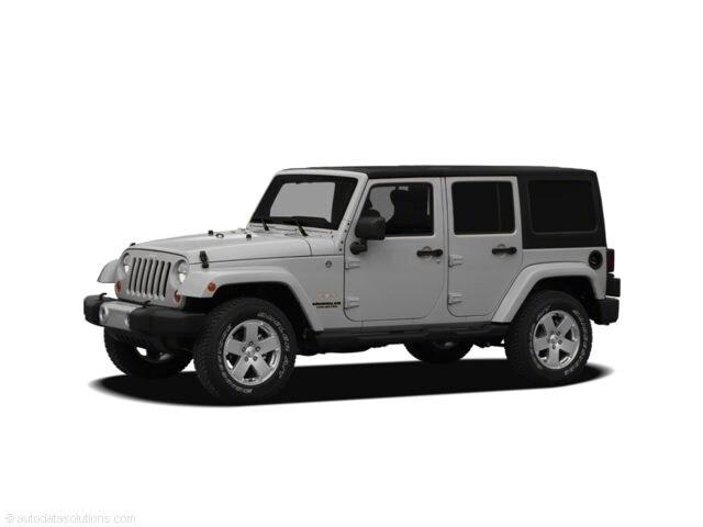 Used 2011 Jeep Wrangler Unlimited Sport SUV For Sale Near Turnersville NJ