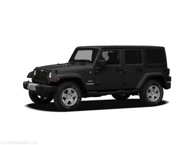 2011 Jeep Wrangler Unlimited Sport Utility