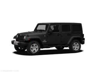 2011 Jeep Wrangler Unlimited Sport SUV