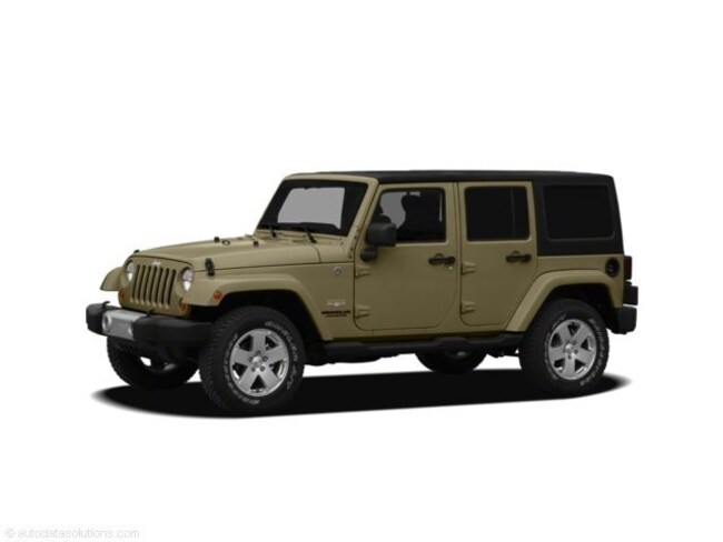 Used 2011 Jeep Wrangler Unlimited 4WD Sahara SUV in Huntsville, TX
