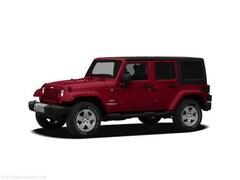 2011 Jeep Wrangler Sahara Cutaway