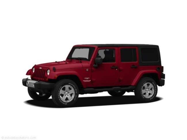 Used 2011 Jeep Wrangler Unlimited Sahara SUV for sale in the Brunswick, OH