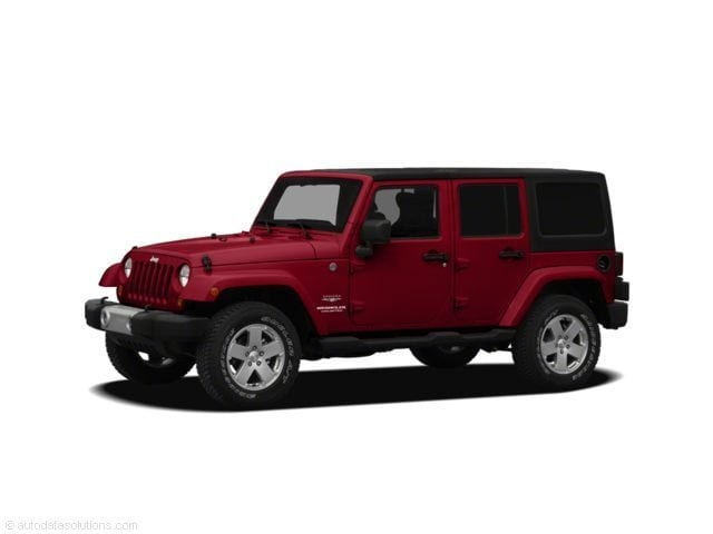 2011 Jeep Wrangler Unlimited 4WD Sahara SUV
