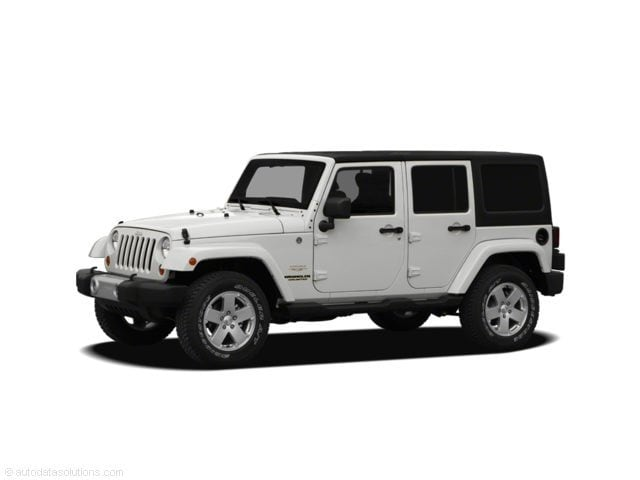 2011 Jeep Wrangler Unlimited Sahara SUV