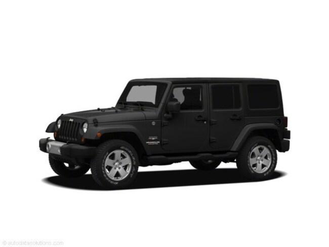 Used 2011 Jeep Wrangler Unlimited Sahara SUV near Biloxi, MS