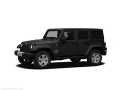 used 2011 Jeep Wrangler Unlimited Rubicon SUV for sale in Marietta OH