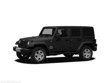 2011 Jeep Wrangler Unlimited Rubicon SUV