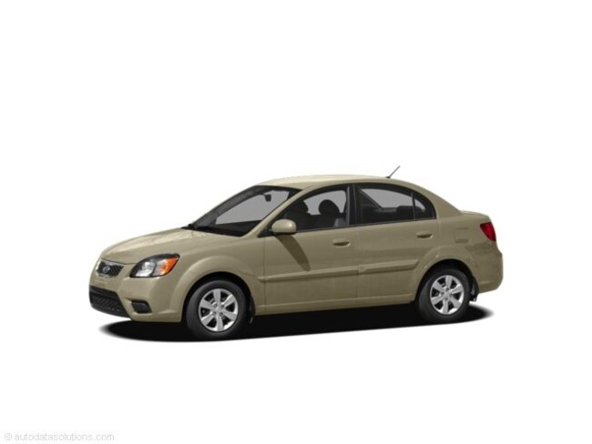 Used 2011 Kia Rio LX Sedan Near Baltimore