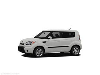 2011 Kia Soul Base Hatchback