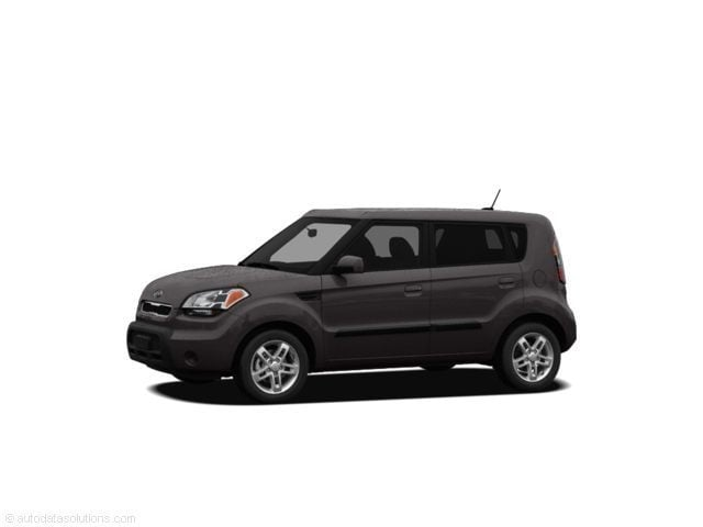 2011 Kia Soul Plus Not Specified