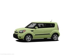 2011 Kia Soul Plus Hatchback