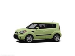 2011 Kia Soul + Wagon