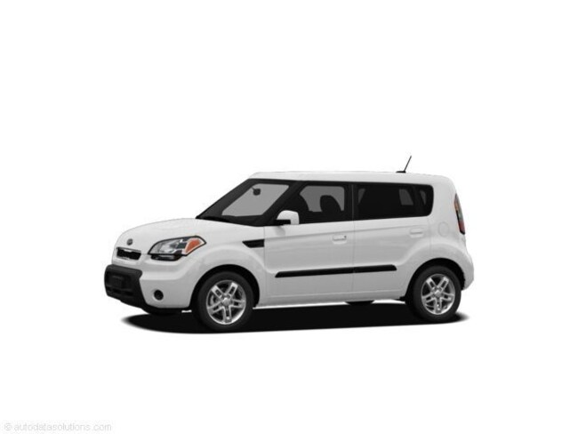 Pre-Owned 2011 Kia Soul Plus Hatchback for sale in Lima, OH
