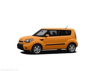 2011 Kia Soul Plus Wagon