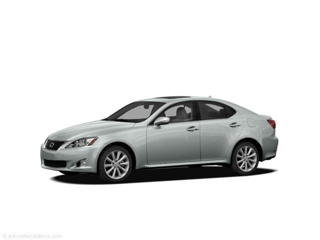 Used 2011 LEXUS IS 250 Sedan For Sale In Fort Worth, TX