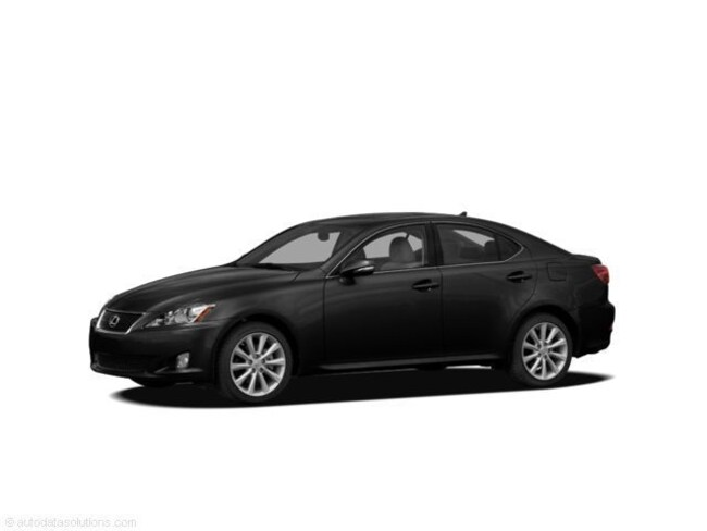 2011 LEXUS IS 250 250 Sedan