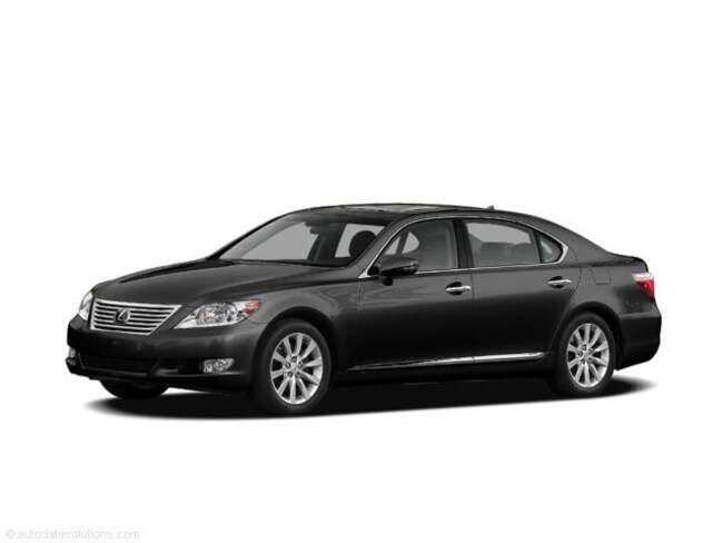 Used 2011 LEXUS LS 460 Base Sedan for Sale in Holbrook AZ