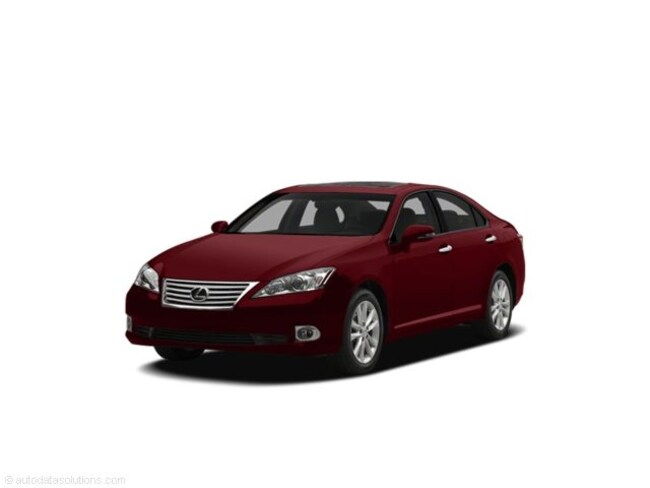 2011 LEXUS ES Sedan