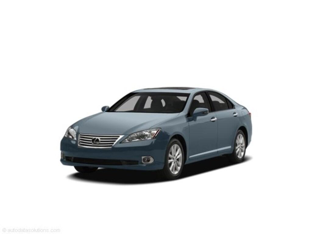 Used 2011 LEXUS ES 350 For Sale at Lexus of Greenville | VIN
